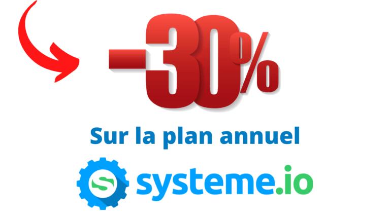 Plan Annuel Systeme.io