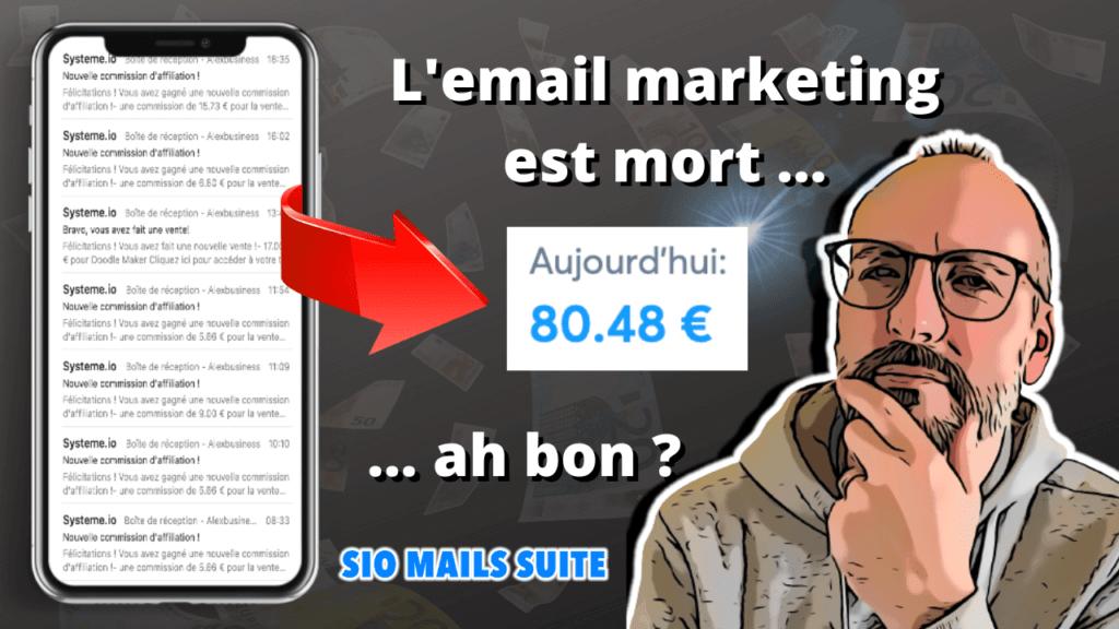 SIO MAILS SUITE emailmarketing